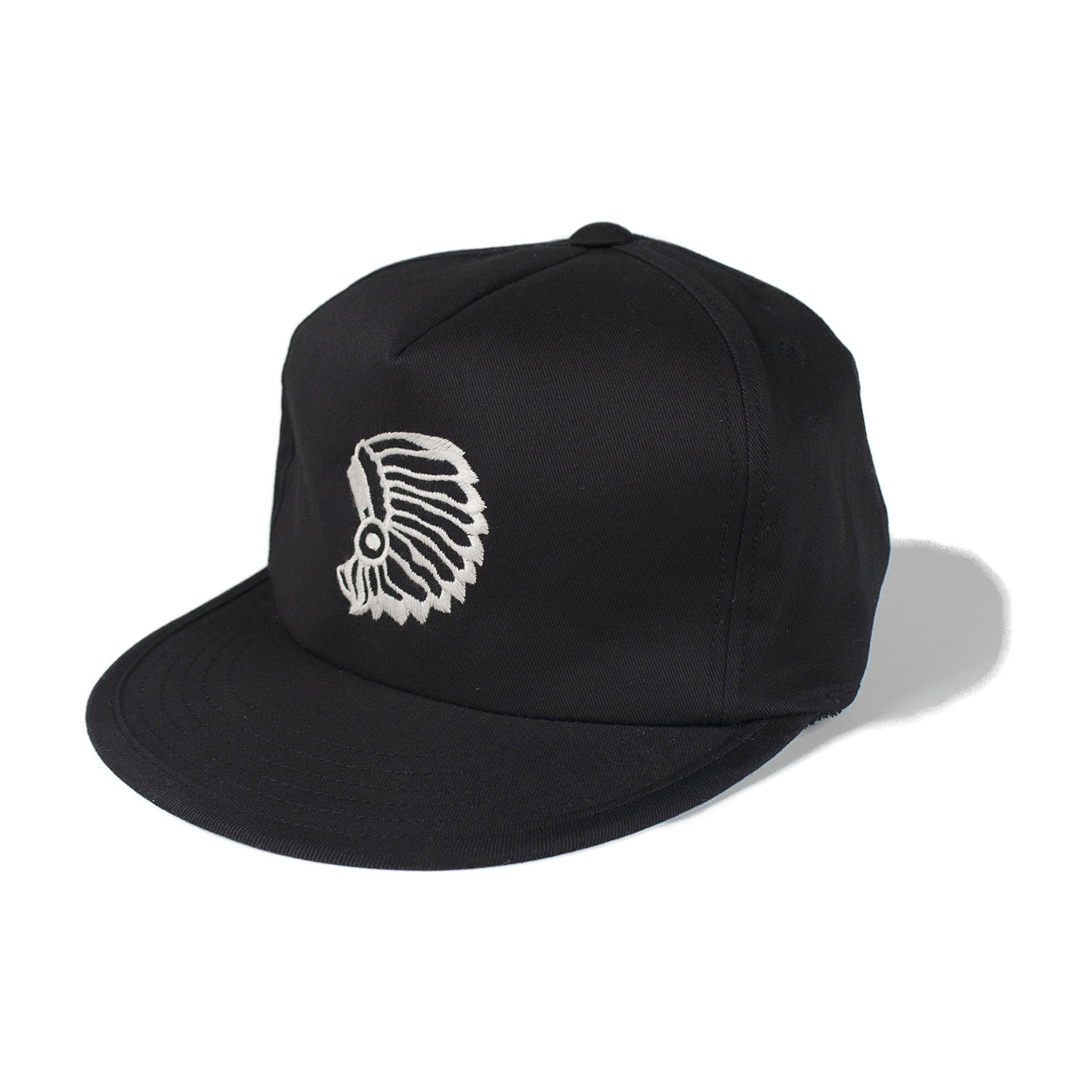 Trophy Clothing Chief Tracker Cap (Black)