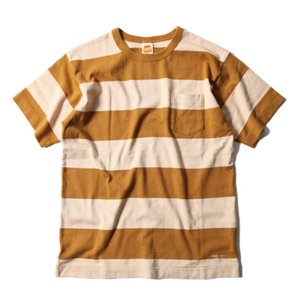 Wide Border S/S Tee (Coyote)