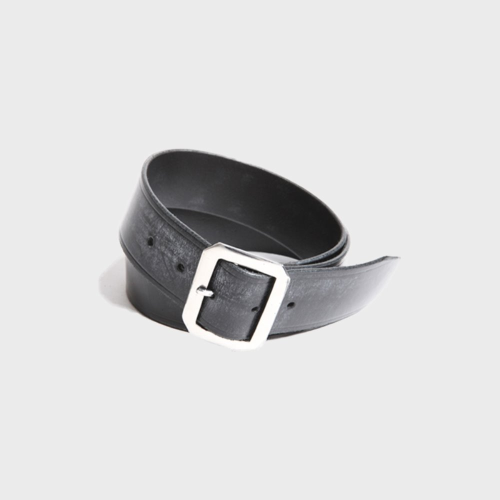 Harness Belt (Black x Silver)