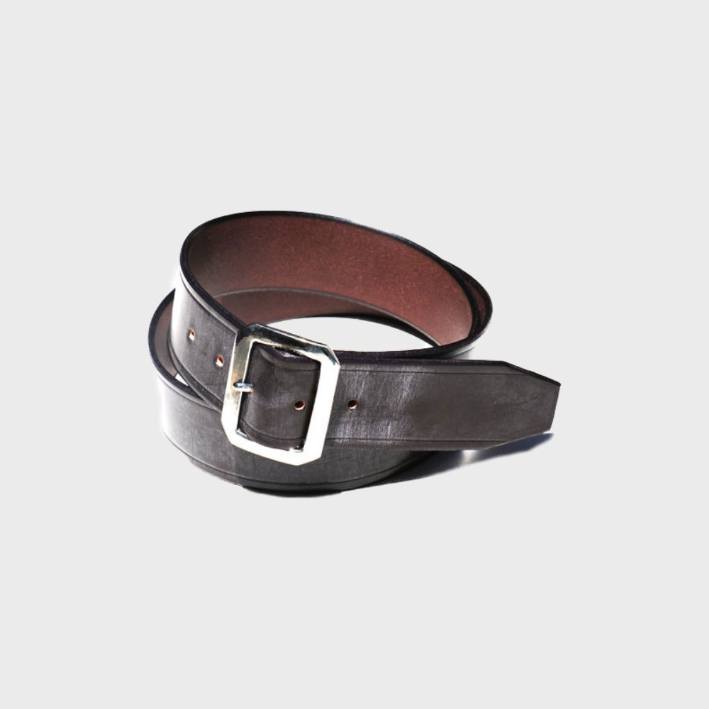 Harness Belt (Brown x Silver)