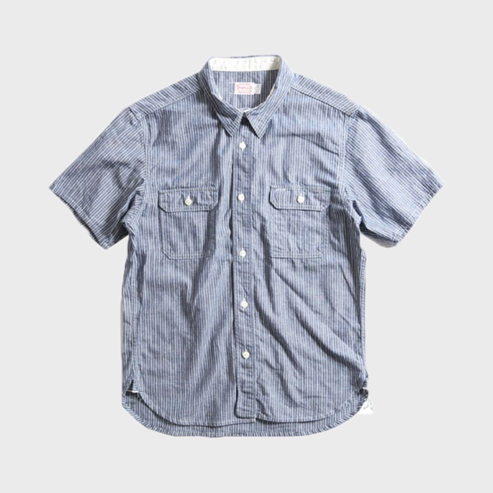 Harvest S/S Shirts (Stripe)