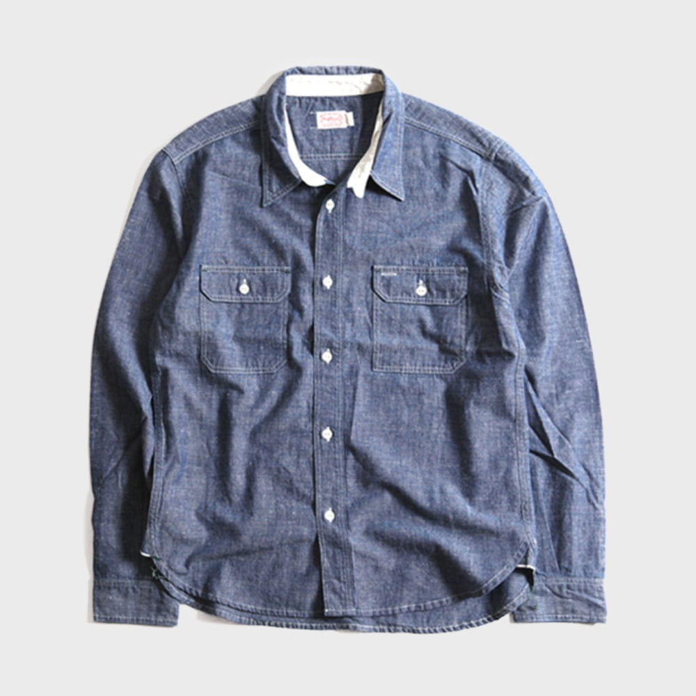 Harvest Shirts (Indigo)