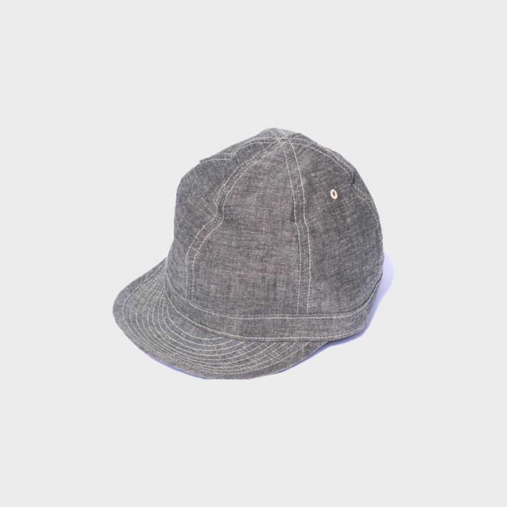 Summer Prisoner Cap (Black)