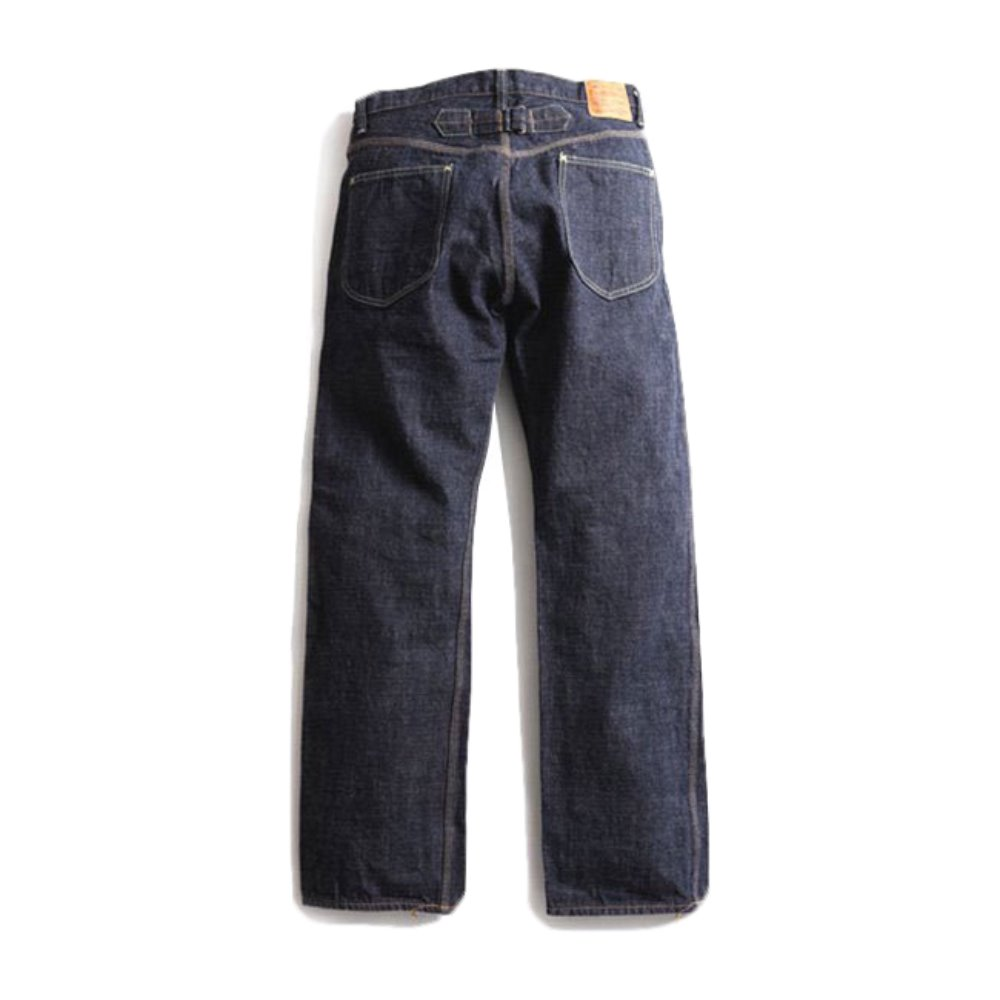 1604 Waist Overall Dirt Denim