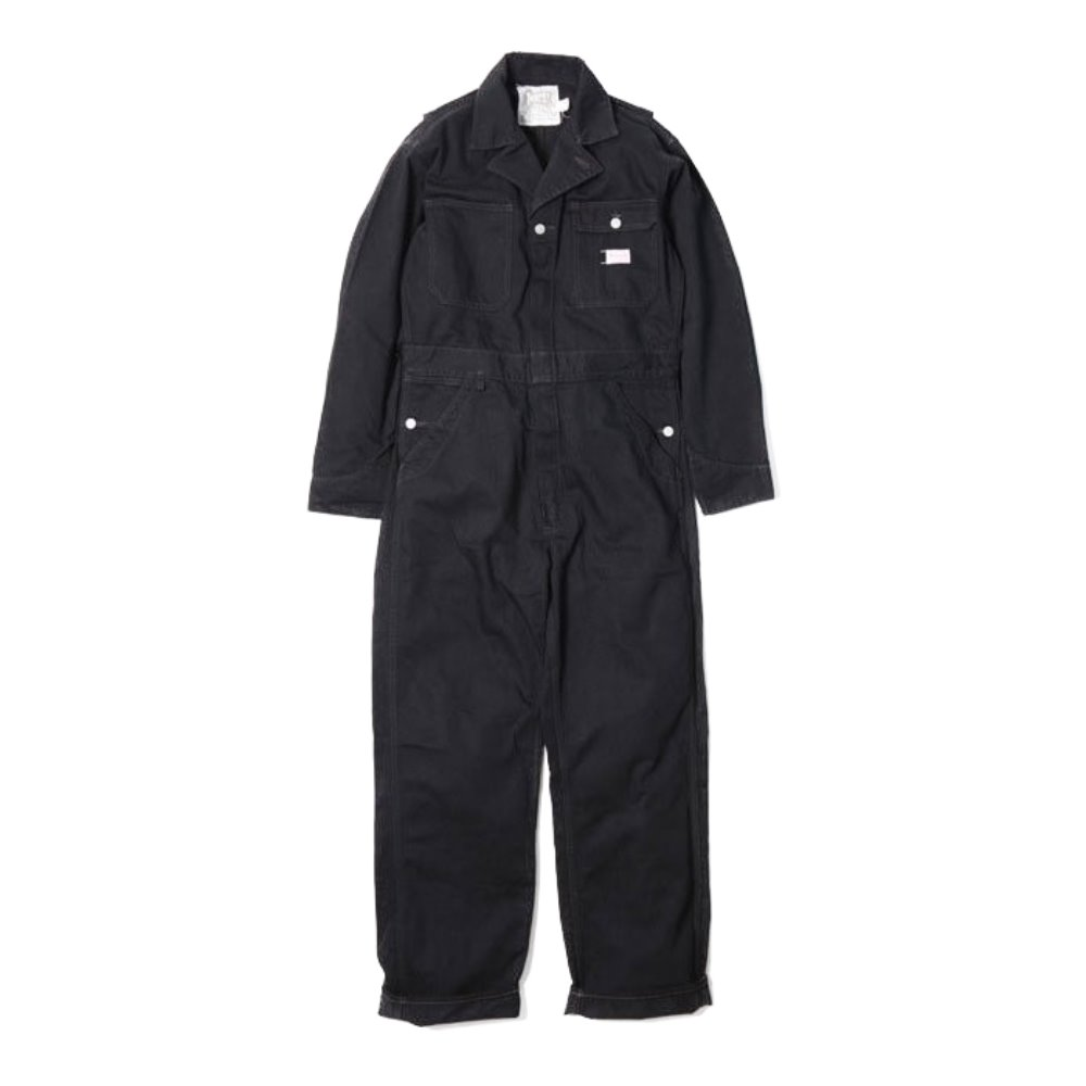 Union Alls- Black